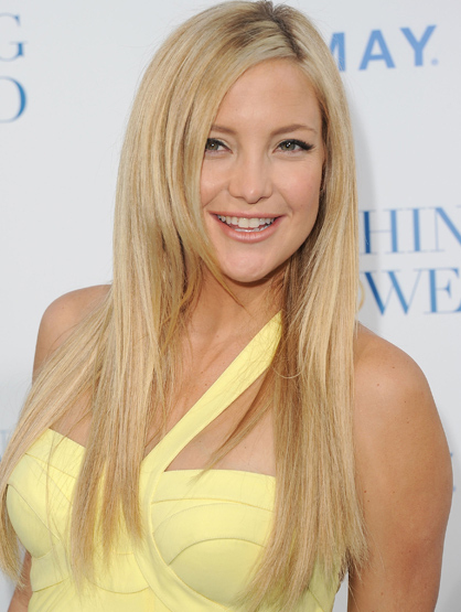 Stars Who Wore Braces - Kate Hudson: An American actress. Known for Almost Famous and How to Lose a Guy in 10 Days.