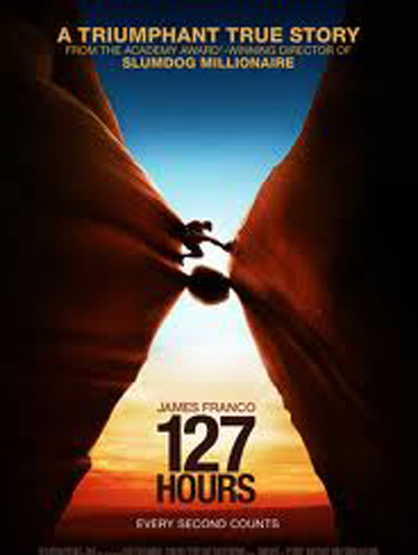 Unintentional Horror Movies - 127 Hours: Like some horror movies, it is based on a true story making it even scarier. The long process where the entire procedure of arm removal is as stomach turning as the Saw movies.