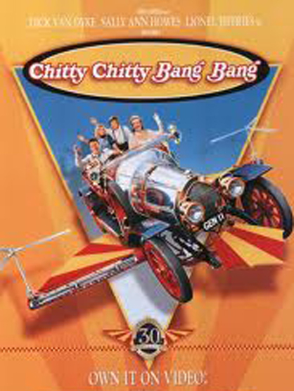 Unintentional Horror Movies - Chitty Chitty Bang Bang: There is a deeply unnerving Child Catcher, a magical flying car and a mystery to find all of the missing children. The idea that there is someone out there stealing children is terrifying and not ideal for a children's movie.