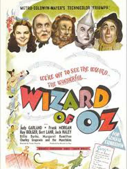 Unintentional Horror Movies - The Wizard of Oz: Almost everyone has seen this movie and what we've all taken away from it is that at any point your house can be blown away and flying monkeys could exist. There is also the ghostly rumor that one of the munchkins hung themselves in the background of one of the scenes.