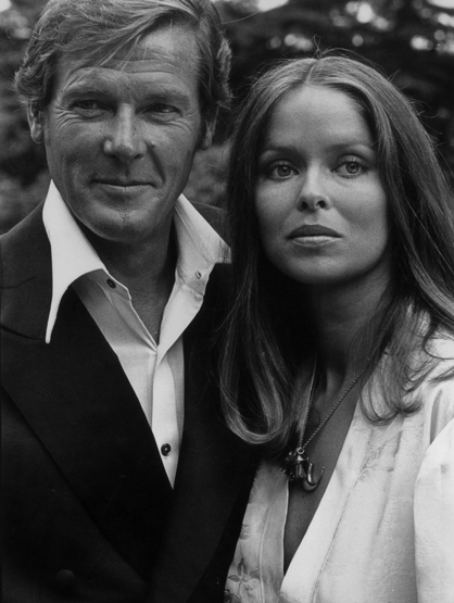 "Bond Girls - Barbara Bach played Anya Amasova in ""The Spy Who Loved Me."""