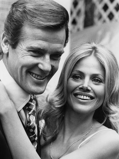Bond Girls - Britt Ekland played Mary Goodnight in The Man with the Golden Gun.