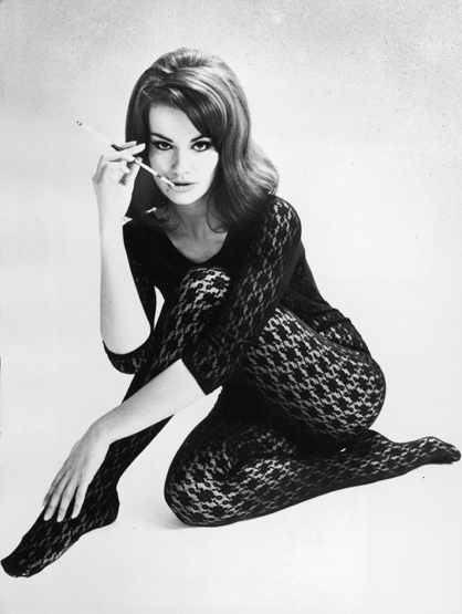 "Bond Girls - Claudine Auger played plays Domino Derval in ""Thunderball."""