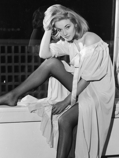"Bond Girls - Daniela Bianchi played Tatiana Romanova in ""From Russia with Love."""