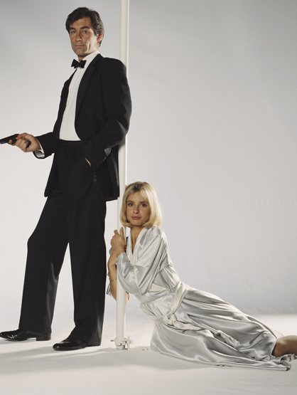 "Bond Girls - Maryam d'Abo played Kara Milovy in ""The Living Daylights."""