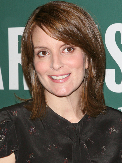Celebrity Parents who Voice Children's Movies - Tina Fey voiced Roxanne Ritchi in