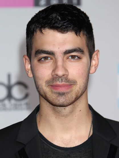 Faces and Places - 11.20.2011 Joe Jonas, The 2011 American Music Awards Arrivals (part B), Nokia Theatre L.A. Live.
