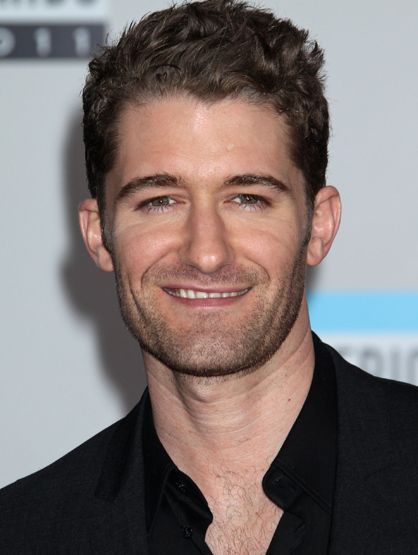Faces and Places - 11.20.2011 Matthew Morrison, The 2011 American Music Awards Arrivals (part B), Nokia Theatre L.A. Live.