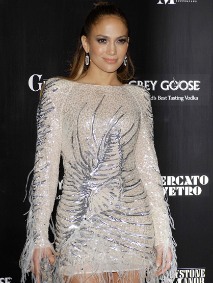 Faces and Places - 11.20.2011 Jennifer Lopez during the Post American Music Awards' Party hosted by Jennifer Lopez, held at Greystone Manor in West Hollywood.