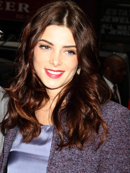 Faces and Places - 11.16.2011 Ashley Greene arrives at