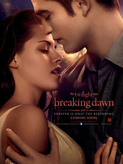 Most Anticipated Movies This Holiday Season - The Twilight Saga: Breaking Dawn –Part 1: The two-part romantic fantasy film directed by Bill Condon and based on the novel