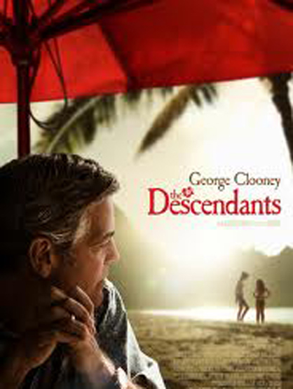 Most Anticipated Movies This Holiday Season - The Descendants: George Clooney stars as a Land Baron who's wife suffers a boating accident and he attempts to reconnect with his two daughters.