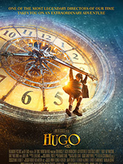 "Most Anticipated Movies This Holiday Season - Hugo: Based on on Brian Selznick's novel ""The Invention of Hugo Cabret."" It is directed by Martin Scorsese and written by John Logan."
