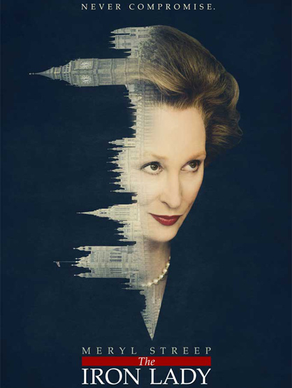 Most Anticipated Movies This Holiday Season - The Iron Lady: Merly Streep stars as Margaret Thatcher, the former Prime Minister of the United Kingdom. It shows the price she paid for her power.