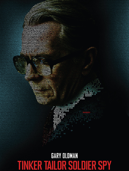 Most Anticipated Movies This Holiday Season - Tinker, Tailor, Soldier, Spy:This adaptation of his novel