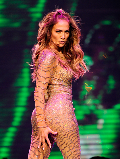 Stars With Insured Body Parts - $27 Million Buttocks: Jennifer Lopez, Singer