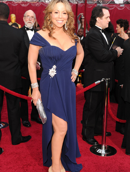 Stars With Insured Body Parts - Billion Legs: Mariah Carey, Singer