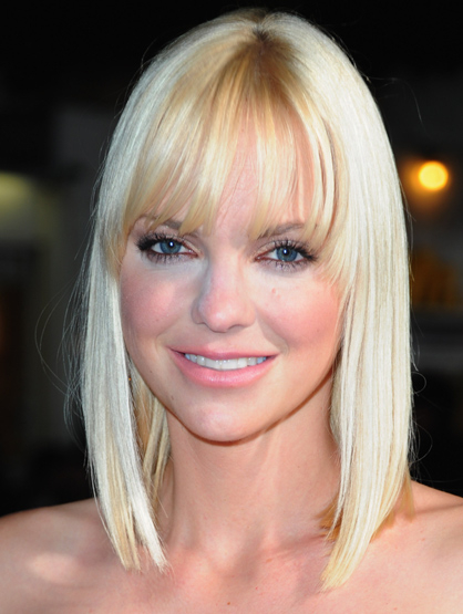 Celebrity Birthdays: November! - November 29: Anna Faris (1976) Anna is best known for her humor in Scary Movie, The Hot Chick and many more hilarious films.
