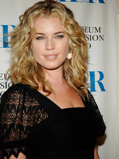 Celebrity Birthdays: November! - November 6: Rebecca Romijn (1972) Rebecca is best known as a former fashion model and as Mystique in the