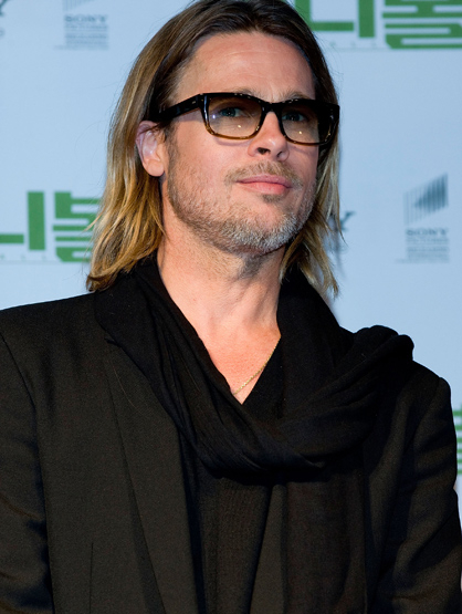 Celebrity Birthdays: December! - December 18: Brad Pitt (1963) is best known for his many leading roles, being one of the most attractive men in the world and his relationship with Angelina Jolie.