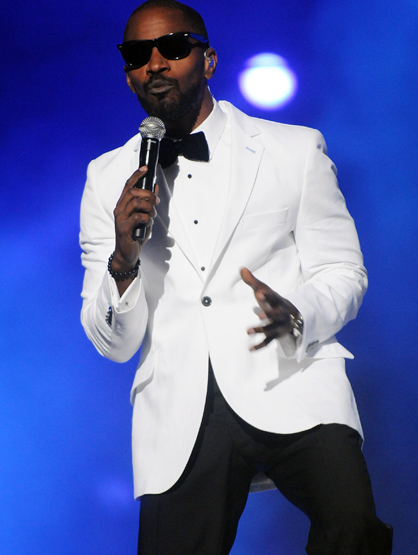 Celebrity Birthdays: December! - December 13 : Jamie Foxx (1967) is best known for his musical talent and his award winning role in 