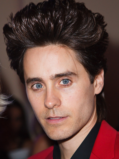 Celebrity Birthdays: December! - December 26: Jared Leto (1971) is best known for his role in