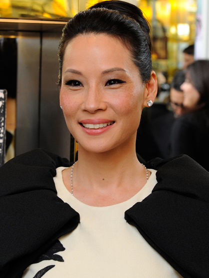 Celebrity Birthdays: December! - December 2: Lucy Liu (1968) is best known for her role on