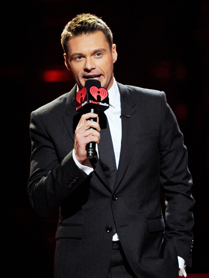 Celebrity Birthdays: December! - December 24: Ryan Seacrest (1974) is best known as host of 