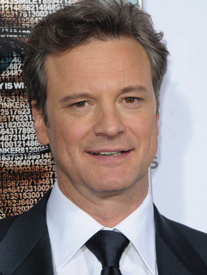 Faces and Places - 12.06.2011 Colin Firth at the Tinker Tailor Soldier Spy Premiere at the Arclight Cinema, Hollywood.