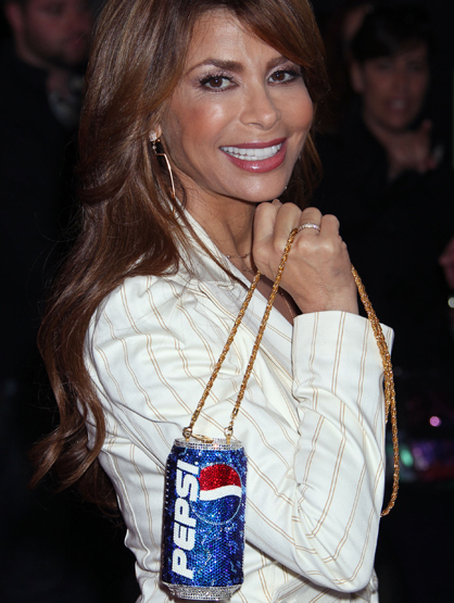 Faces and Places - 12.19.2011 Paula Abdul at The X Factor Finale Press Conference.
