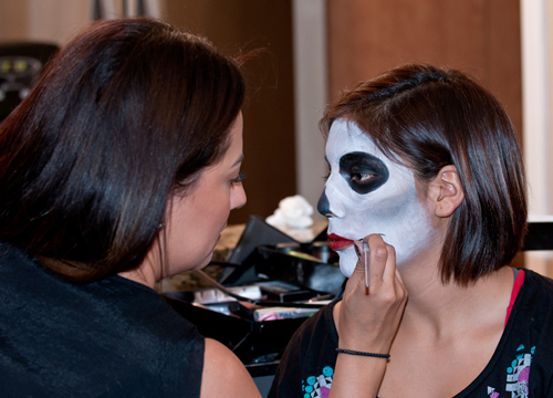Quiero Mis Quinces | Season 7: Tianna - Getting my muerta on.