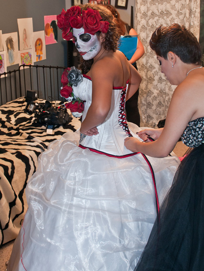 Quiero Mis Quinces | Season 7: Tianna - Getting ready.