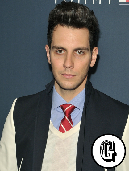 The A-Z of Latino Hotness - Gabe Saporta, the lead singer and frontman of synthpop band Cobra Starship, was born in Montevideo, Uruguay.