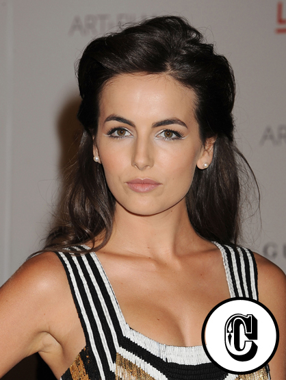 The A-Z of Latino Hotness - Actress Camilla Belle, best known for her role in <i>When a Stranger Calls</i>, is the daughter of a Brazilian fashion designer.