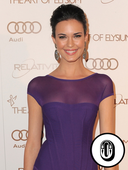 The A-Z of Latino Hotness - Actress Odette Annable is triply Latina! Her mother is Cuban while her father was born in Colombia and raised in Nicaragua.