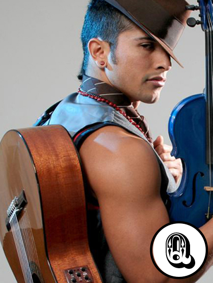 The A-Z of Latino Hotness - Quetzal Guerrero's music is a mix of many Latin American cultures and styles; a representation of his Mexican and Brazilian heritage!