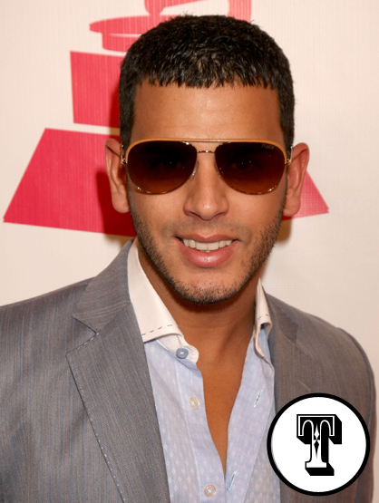 The A-Z of Latino Hotness - Reggaetonero Tito el Bambino, A.K.A. El Patrón, is 100% Puerto Rican and proud of it. Talk about being