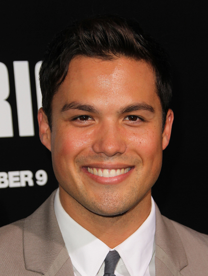 "Stars You Thought Were Latino... But Aren't - Michael Copon is best known as Latino Felix Taggaro on ""One Tree Hill"" but his mother is German American and his father is Filipino."