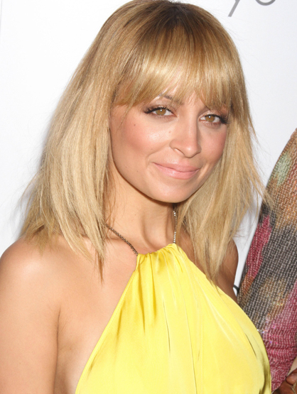 Faces and Places - 03.13.2012 Nicole Richie celebrates NBC''s New Primetime Series,