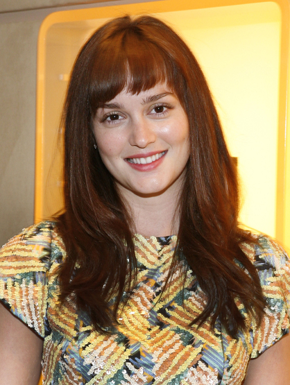 Celebrity Superstitions - Leighton Meester credits a pair of Marc Jacobs heels, that she couldn't afford but bought before the audition in New York, with helping her land the role of Blair Waldorf .