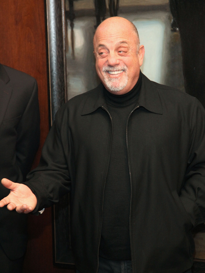 Small Things, Big Consequences - Billy Joel just wanted some pizza, but he ended up in someone's house instead!