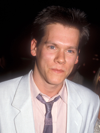 Former Soap Opera Stars - Before Kevin Bacon showed off his dance moves in <I>Footloose</i> he was on <i>Search for Tomorrow</i> in 1979 and <i>Guiding Light</i> from 1980-1981.