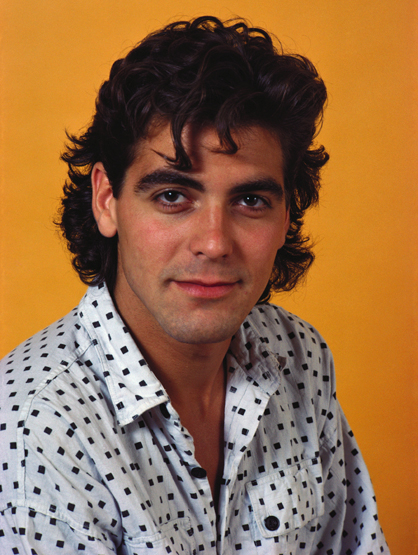 Before They Had Style - Heartbreaker George Clooney was clearly a late bloomer... better late than never?