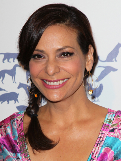 Hottest Mexicans - Constance Marie has come a long way since her days in the underground breakdance scene! We just cant get enough of her and neither can Hollywood!