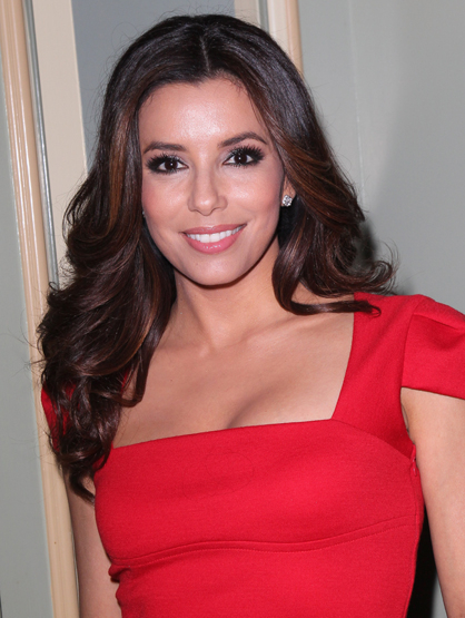 Hottest Mexicans - Eva Longoria is truly dedicated to her Mexican heritage wanting to learn more she received a Masters in Chicano Studios.