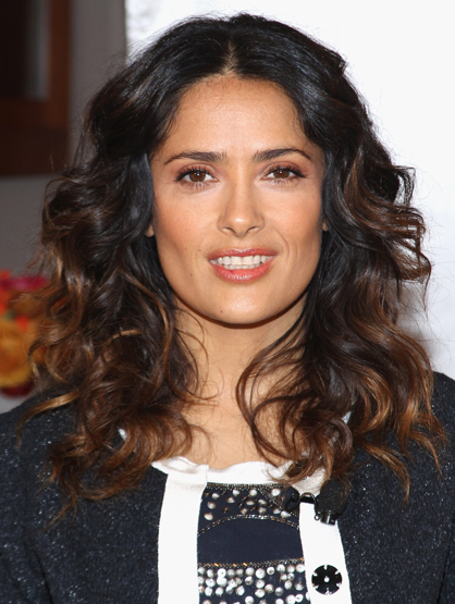 "Hottest Mexicans - Salma Hayek really knows what's important! She advises ""To be your own woman, you have to question who you are and what it is you really want-and you have to have a level of acceptance of what you can do."" Wise words!"
