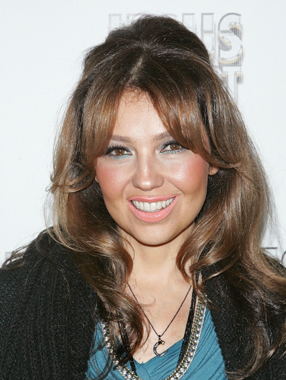Hottest Mexicans - Thalia is known as a powerhouse in the industry with her amazing work and her success in several businesses.