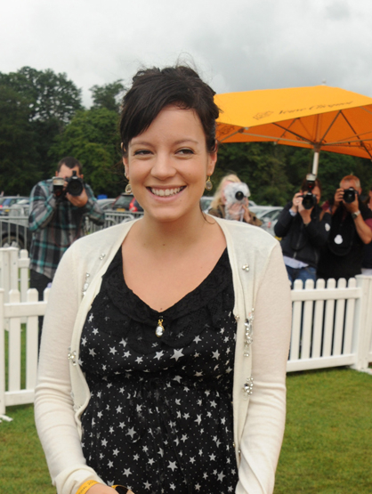 Celebrity Birthdays: May! - May 2: Lily Allen won us over with her cheeky lyrics and strong personality! Recently she took a break from singing… hope that doesn't last long!