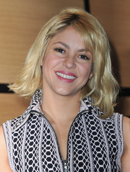 Latina Business Moguls! - Shakira has several fragrances and she just signed an estimated $60 million deal with Live Nation.