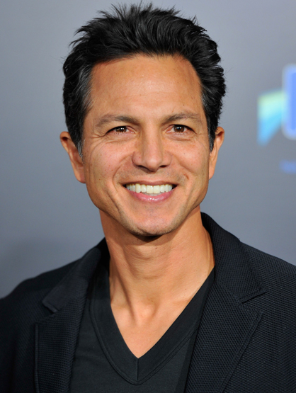 Hottest Latinos - Benjamin Bratt: We fall for his classic good looks every time.